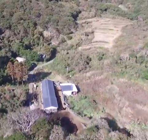 山口 県 ポツン と 一軒家