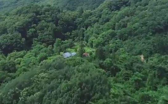 岩手 どこ と 一軒家 ポツン